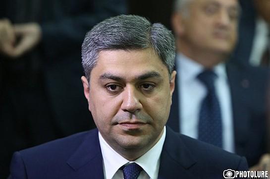 Երևան հիմնադրամից վատնվեումներն այս պահին կազմում է 1.8 միլիարդ դրամ. ԱԱԾ տնօրեն