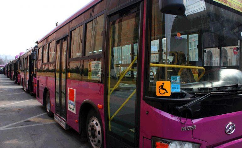 «Երևան ավտոբուս» ՓԲԸ վարորդները գործադուլ են իրականացնում