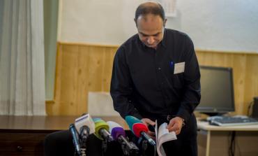Ցմահ դատապարտյալ Մհեր Ենոքյանը «Նուբարաշեն» ՔԿՀ-ում պաշտպանեց իր դիպլոմային աշխատանքը