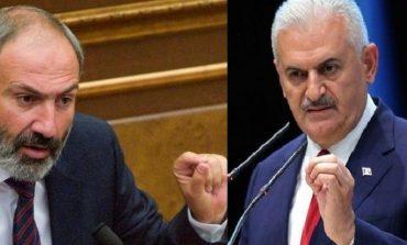 Թուրքիայի վարչապետն արձագանքել է Նիկոլ Փաշինյանի հայտարարությանը