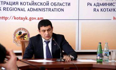 Գագիկ Ծառուկյանի փեսան հրաժարական տվեց