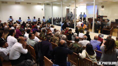 Դատարանը հրապարակեց «Սասնա ծռեր» խմբի անդամների խափանման միջոցը փոխելու վերաբերյալ որոշումը