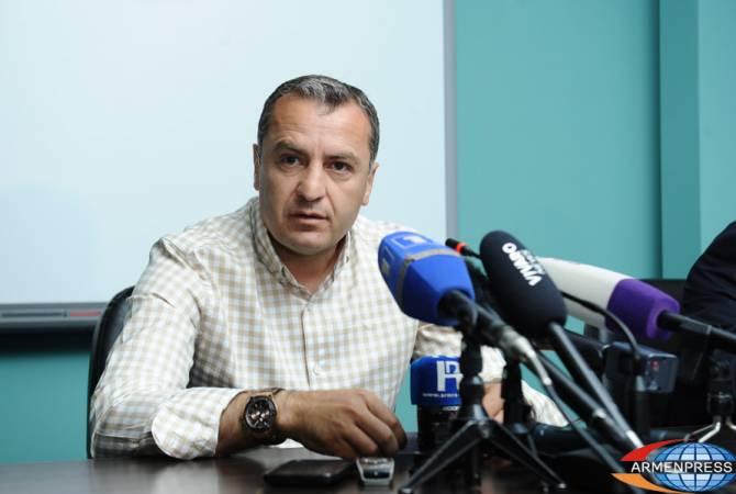 Վարդան Մինասյանը հրաժարական է տվել