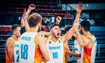 Բասկետբոլի Հայաստանի հավաքականին երեք նոր խաղացող է միացել