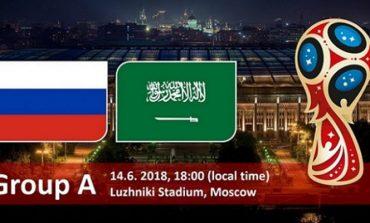 ԱԱ-2018. Ռուսաստան-Սաուդյան Արաբիա. ուղիղ միացում