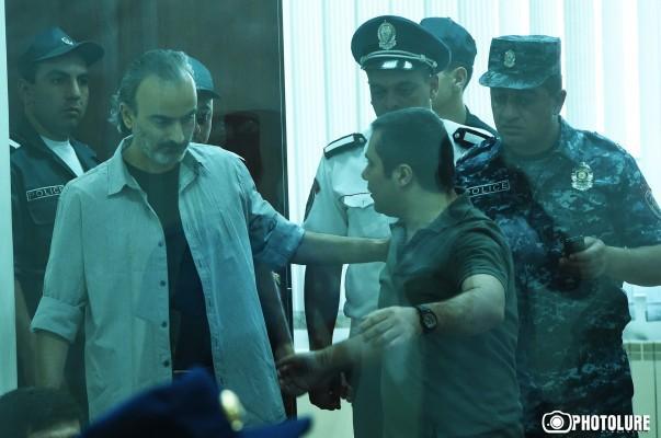 Ժիրայր Սեֆիլյանն ու Գեւորգ Սաֆարյանն ազատ արձակվեցին
