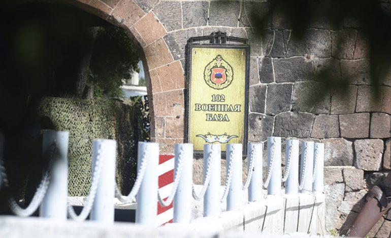 102-րդ ռազմակայանի ծառայողները խախտել են միջպետական համաձայնագիրը