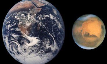 Մարսը առավել շատ կմոտենա Երկիր մոլորակին