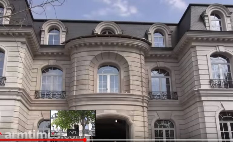 ՏԵՍԱՆՅՈՒԹ.Նախկին նախարար Սեյրան Օհանյանի ամրոցը բաց ճակատով նայում է բոլորին