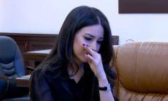 ՏԵՍԱՆՅՈՒԹ. Գագիկ Ծառուկյանի դուստրը չկարողացավ զսպել արցունքները
