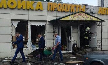 ՖՈՏՈ. Պայթյուն Մոսկվայի սրճարաններից մեկում. վիրավորների թվում ադրբեջանցիներ կան