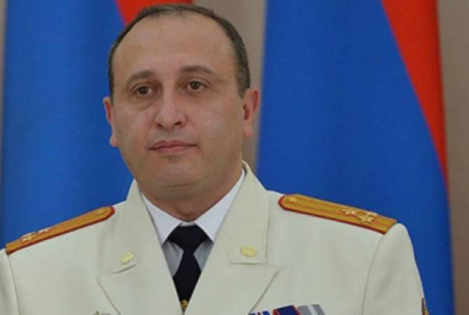 Վարչապետ Նիկոլ Փաշինյանի որոշմամբ ազատվել է աշխատանքից
