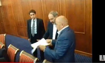 Մահափորձը կազմակերպել է Աշոտ Արսենյանը. հայ գործարարը  Սանկտ-Պետերբուրգում տեղեկացրեց Փաշինյանին