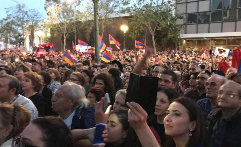Ի  զորակցություն Նիկոլ Փաշինյանի. օգոստոսի 17-ին Լոս Անջելեսում ապրող հայ համայնքը նույնպես հանրահավաք կանցկացնի