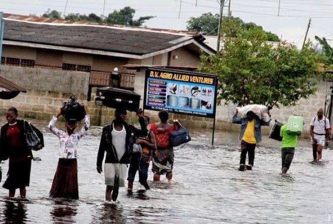 22 մարդ Է զոհվել Նիգերում մոլեգնող ջրհեղեղի հետեւանքով