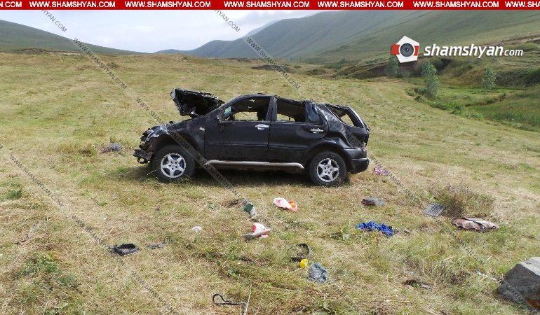 Սպիտակի ոլորաններում վթարի է ենթարկվել ՀՀ ՊՆ մայորը. նրա դին հայտնաբերել են ավտոմեքենայից դուրս