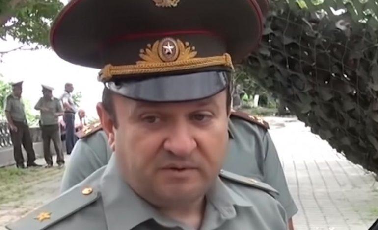 Նորայր Յոլչյանն ազատվեց ՀՀ ՊՆ թիկունքի վարչության պետի պաշտոնից