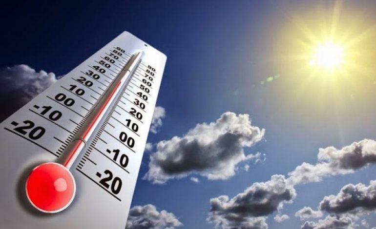 Օդի ջերմաստիճանը կնվազի 6-8 աստիճանով