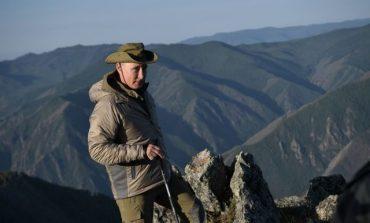 ՖՈՏՈ. ՏԵՍԱՆՅՈՒԹ. Ինչպես է ՌԴ նախագահ Վ. Պուտինը հանգստացել «Սայանո-Շուշենսկի» արգելոցում