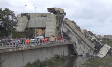 Համացանցում հայտնվել է Իտալիայում կամրջի փլուզման տեսանյութը