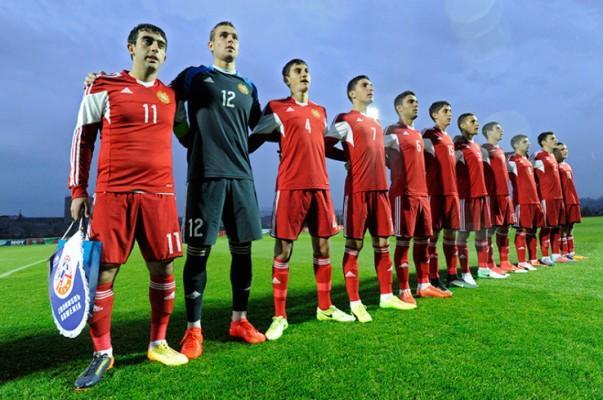 Ֆուտբոլի Հայաստանի մինչև 19 տարեկանների հավաքականը մեկնել է Բելառուս
