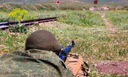 Ռուսական ռազմակայանի դիպուկահարները Հայաստանի լեռներում ոչնչացրել են պայմանական հակառակորդին