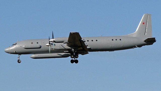 Սիրիայում անհետացել է 14 ուղևորով Իլ-20 ինքնաթիռը