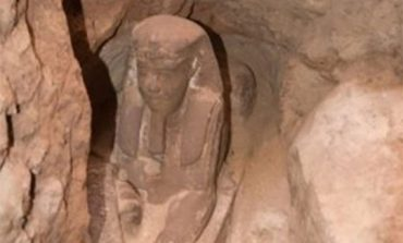 ՖՈՏՈ. Եգիպտոսում Պտղոմեոսների դարաշրջանի սֆինքս են հայտնաբերել