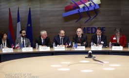 Բոլոր ներդրողներին հրավիրում ենք մասնակցելու այն թռիչքին, որին պատրաստվում է ՀՀ-ն. Նիկոլ Փաշինյանը Փարիզում հանդիպել է MEDEF-ի ներկայացուցիչներին