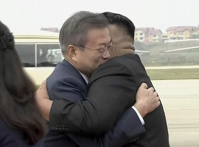 ՏԵՍԱՆՅՈՒԹ. Հյուսիսային և Հարավային Կորեաների առաջնորդները կրկին հանդիպել են