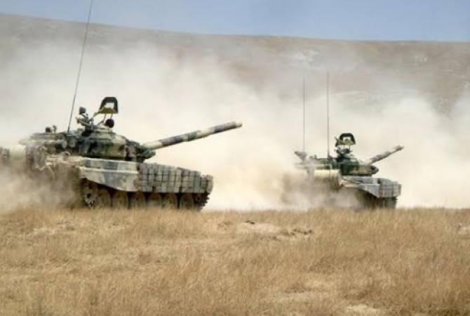 Ադրբեջանում սեպտեմբերի 17-22-ը տեղի կունենա լայնածավալ զորավարժություն