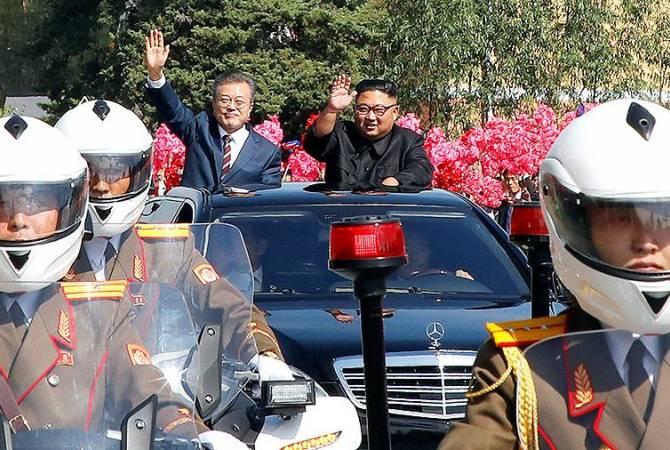 Փհենյանը եւ Սեուլը ռազմական լարվածութան թուլացման միջոցներ են ձեռնարկելու Կորեական թերակղզում