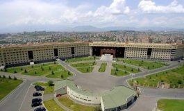 Հայաստանի ՊՆ-ն հաղորդագրություն է տարածել