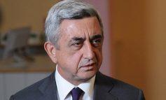 ՖՈՏՈ. Սերժ Սարգսյանը նույնպես ծաղկեպսակ է ուղարկել Ցեղասպանության զոհերի հուշահամալիր