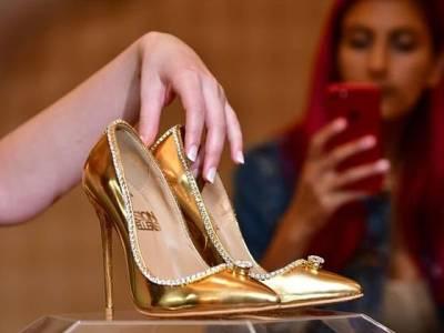Դուբայում վաճառքի է հանվել աշխարհի ամենաթանկ կոշիկը