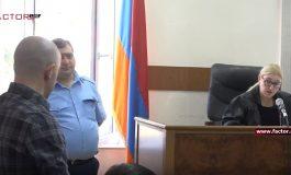 Ուղիղ. Սերժ Սարգսյանի եղբոր որդու՝ Հայկ Սարգսյանի դատական նիստը