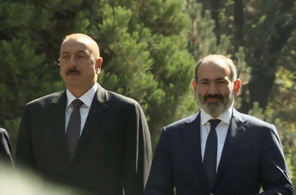 Ադրբեջանի նախագահի աշխատակազմը Փաշինյան-Ալիև զրույցի վերաբերյալ հաղորդագրություն է տարածել