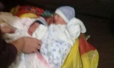 Գյումրիում մանկատան պահակը բակում հայտնաբերել է նորածին երկվորյակների