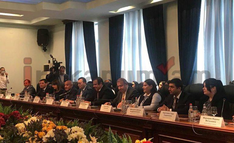 ՏԵՍՍԱՆՅՈՒԹ. Լիահույս եմ, որ «Եդինայա Ռոսսիա»-ի և ԲՀԿ-ի հարաբերությունները կշարունակեն զարգանալ, բարգավաճել.Սերգեյ Նեվերով