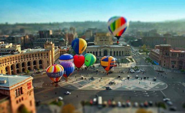 Երևանը 2800 տարեկան է, տոնդ շնորհավոր
