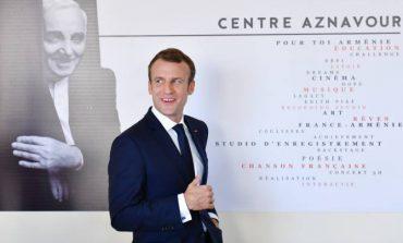 Շառլ Ազնավուրը կմնա Հայաստանի և Ֆրանսիայի կապող օղակ՝ շնորհիվ «Ազնավուր» կենտրոնի. Էմանուել Մակրոն