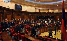 Ազգային ժողովը մեկ րոպե լռությամբ հարգեց Շառլ Ազնավուրի հիշատակը