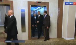 Սենսացիոն կադրեր Դուշանբեից. Փաշինյանն ու Ալիևը միասին դուրս են եկել նույն վերելակից