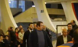 Գագիկ Ծառուկյանը մասնակցել է լեգենդար ծանրորդի հրաժեշտի արարողությանը