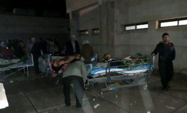 Իրանում ուժեղ երկրաշարժից տուժածների թիվն անցել է 550-ից