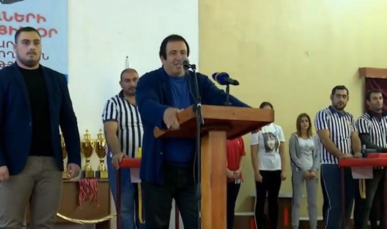 Գ. Ծառուկյանի հովանու ներքո անցկացվել է բազկամարտի ուսանողական մրցաշար
