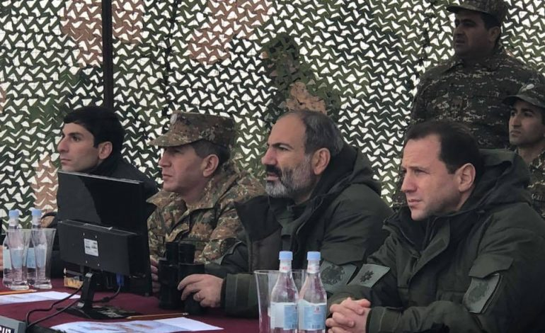 Ինչ է սպասվում սահմանին. զորավարժություններ Հայաստանում և Ադրբեջանում