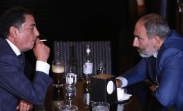 Վահրամ Բաղդասարյանը հանդիպել է Փաշինյանին. Ինչ պայմանավորվածություն է ձեռք բերվել