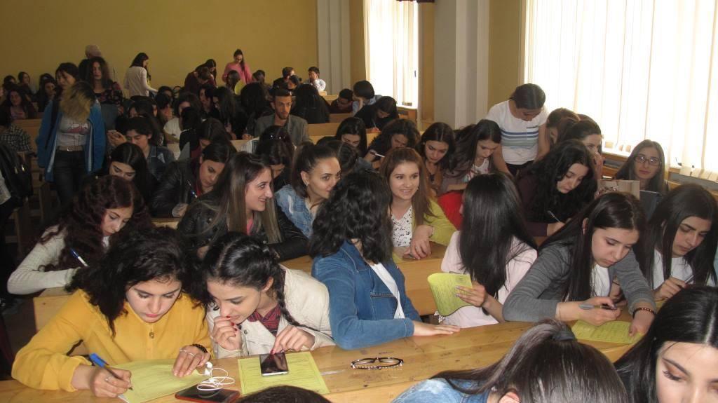 «Ոսկրածուծի դոնորների հայկական ռեեստր» բարեգործական կազմակերպություն