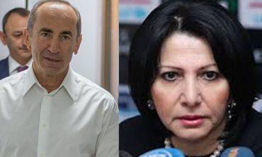 Ռոբերտ Քոչարյանը դատի է տվել Սիլվա Համբարձումյանին